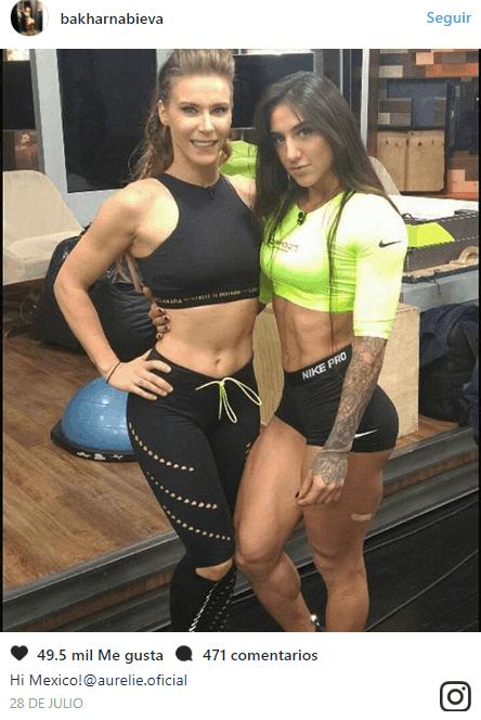 que es ser chica fitness