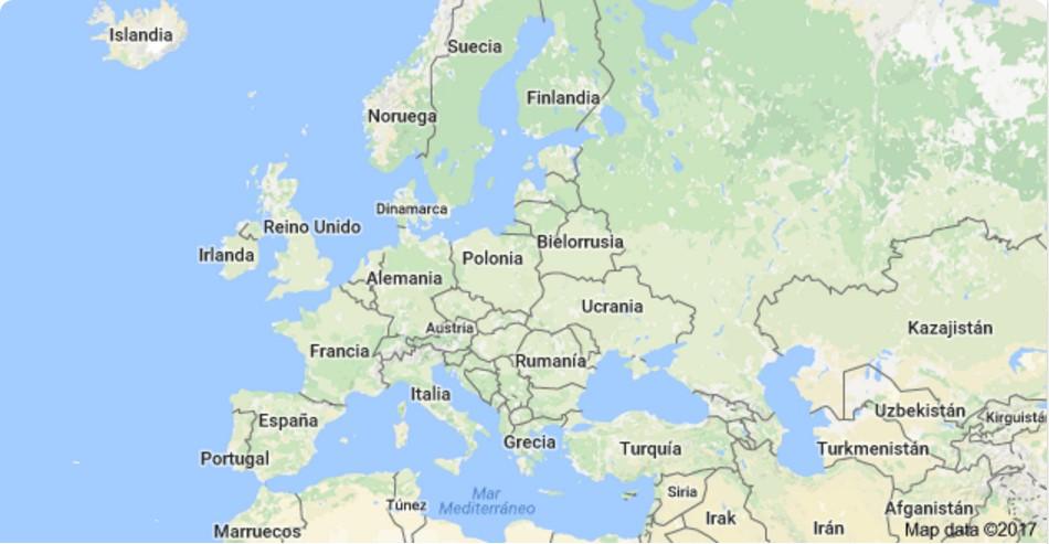 Este mapa revela los pases ms racistas de Europa Y no te va a