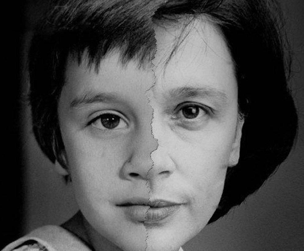 Extrañas fotos muestran lo poco que cambiamos con el tiempo