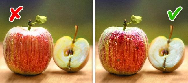 químico o natural, 10 Sencillas maneras de saber si un fruto es químico o natural