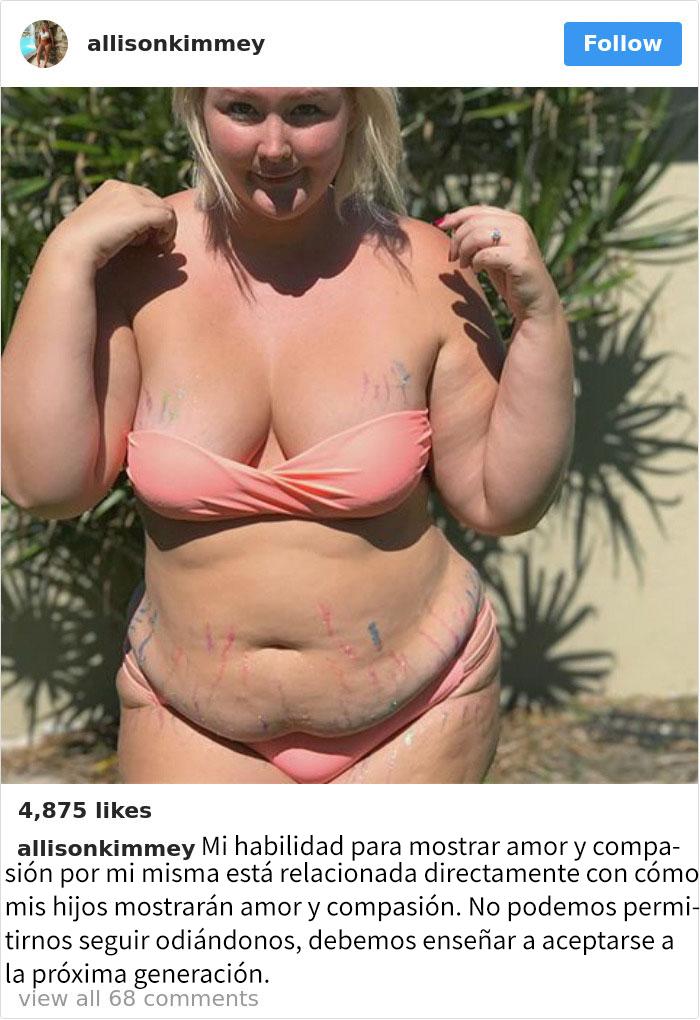 , 16 Mujeres que ignoraron las críticas y demuestran que todos los cuerpos son perfectos