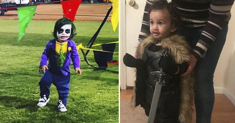 22 Bebes Que Merecen Un Premio Al Mejor Disfraz De Halloween - El-mejor-disfraz-para-halloween