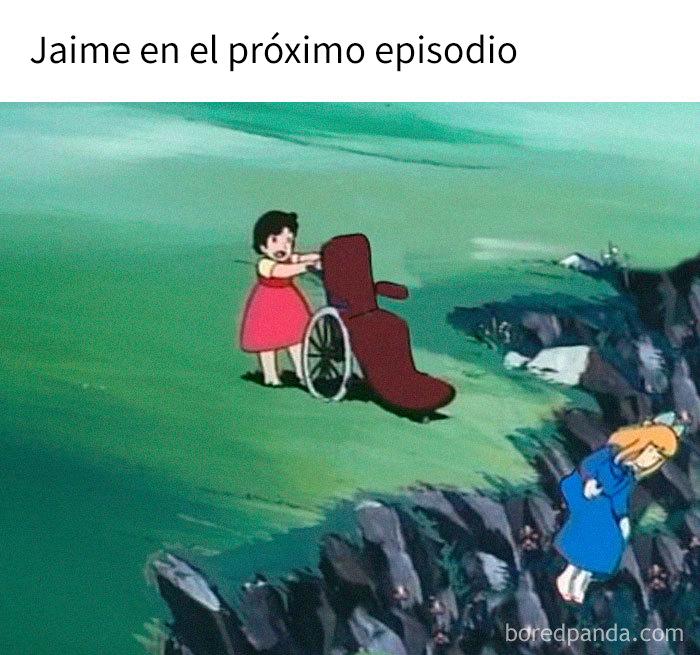 20 Divertidos memes del primer episodio de la 8ª temporada de Juego de Tronos (Spoilers)