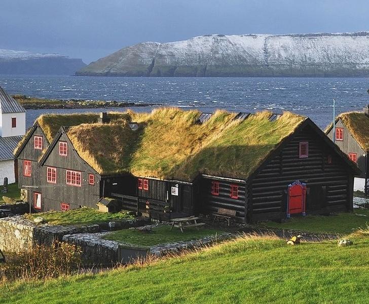 17 Edificios de los más antiguos del mundo habitados por personas