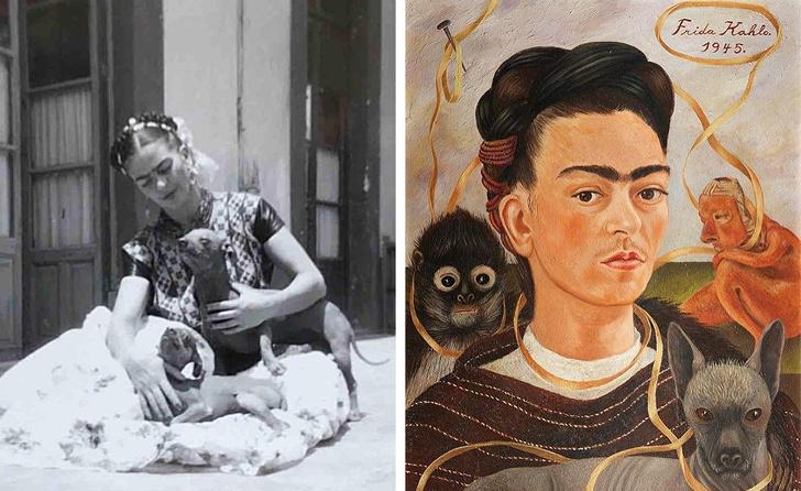 Lahistoria deFrida Kahlo enlaque hay tantas tragedias que serían suficientes para varias vidas