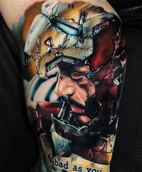 30 Increíbles y detallados tatuajes que te dejarán con la boca abierta; ¿cuál te harías?