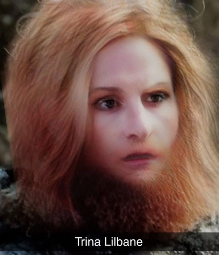 Alguien aplicó los nuevos filtros Snapchat sobre los personajes de Game of Thrones y son una locura