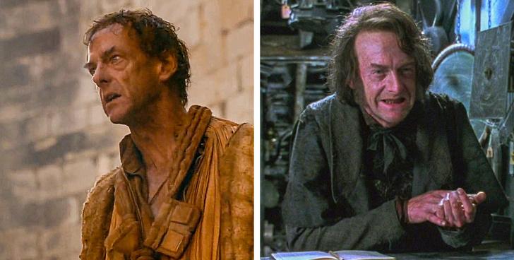 """12 Actores de """"Juego de Tronos"""" que trabajaron en """"Harry Potter"""" y no lo habías notado"""